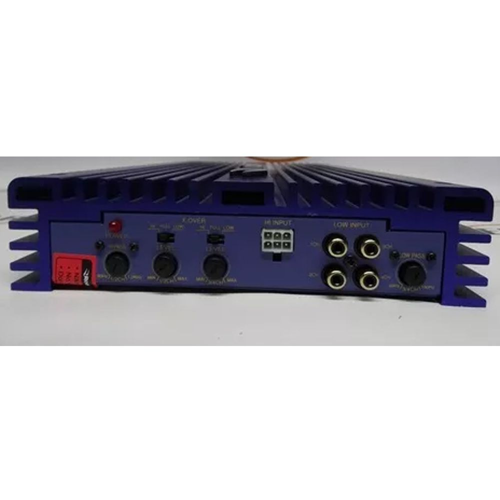 Módulo Som Amplificador Potência Roadstar Rs-4210 4ch 840w