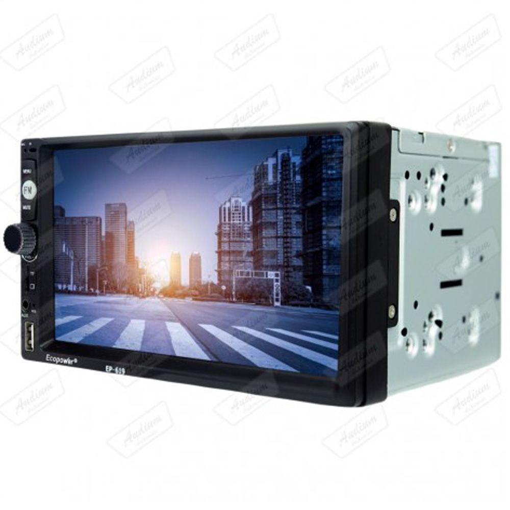 Multimídia Ecopower Tela De 7 Bluetooth/usb/sd/mp3 Ep-619