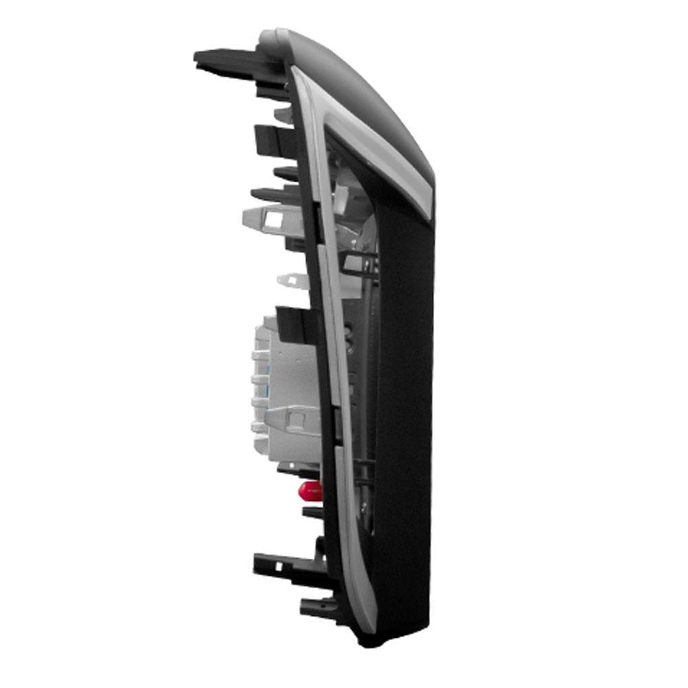 Multimídia Hyundai Creta  Hetzer Tela 10 Pol Android 7.1 (PCD)
