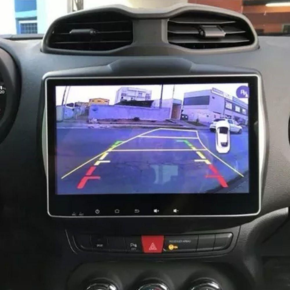 Multimidia Jeep Renegade Hetzer Tela 10 Pol Android 8.1 (TODOS)