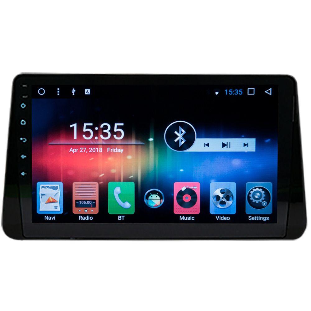 Multimidia Nissan Kicks Hetzer Tela 10 Pol Android 7.1 (PCD)