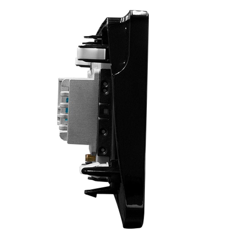 Multimídia Nissan Kicks Hetzer Tela 10 Pol Android 7.1 (PCD)