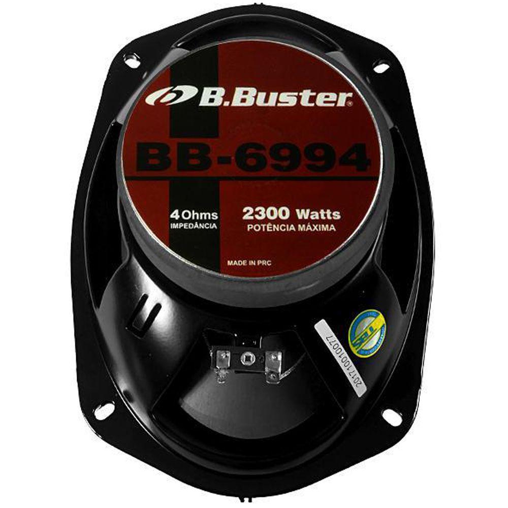 Par Alto Falante B-buster Bb-6994 6x9 2300w 5 Vias 150wrms