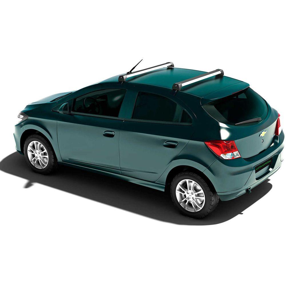 Rack De Teto Long Life Chevrolet Onix 2013 Até 2019