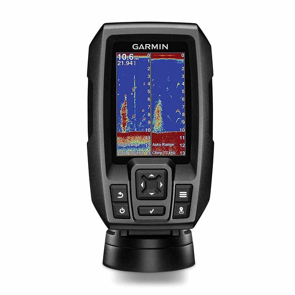 Sonda Sonar Garmin Striker 4 Localizador De Pesca + Gps