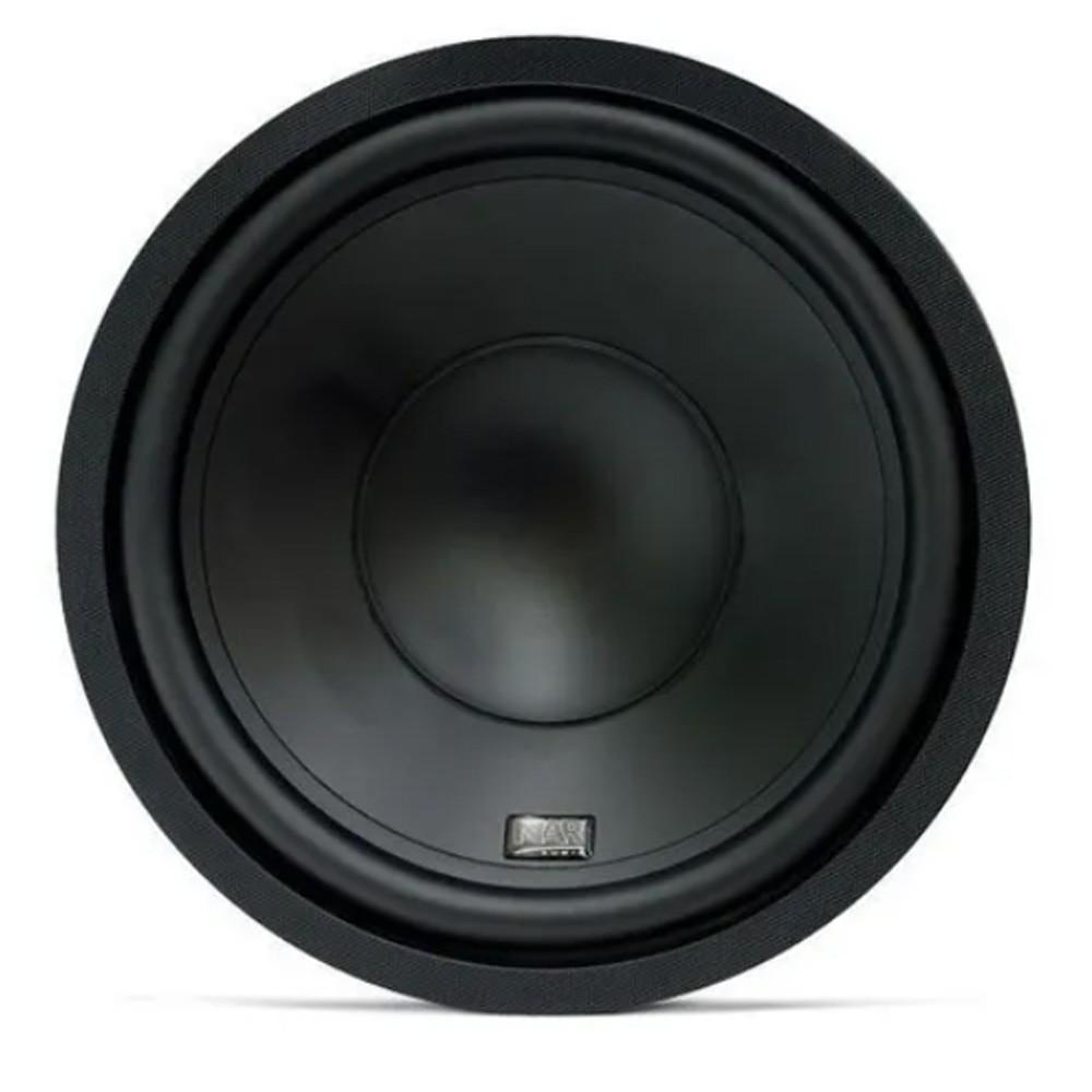 Subwoofer Nar Audio 1022sw3 10'' Pol 400w Rms 2 + 2 Ohms