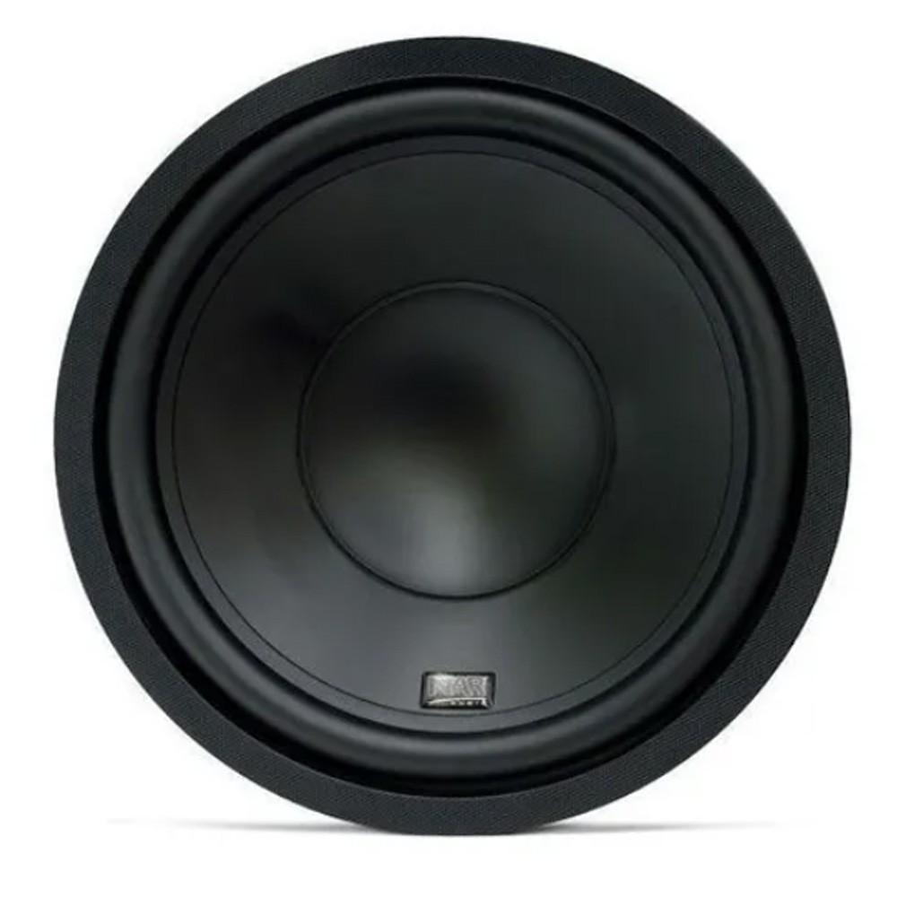Subwoofer Nar Audio 1222-sw-3 12 Pol 400w Rms 2 + 2 Ohms