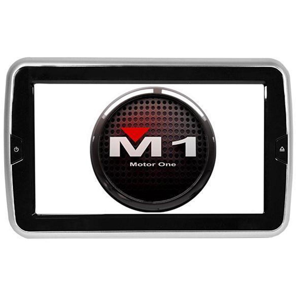 Tela De Encosto De Cabeça M1 Led 9 Dvd/sd/usb/hdmi