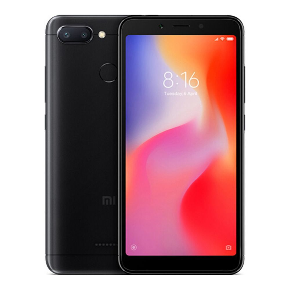 Xiaomi Redmi 6/3gb Ram/32gb/8core/tela 5.45/sensor Digital