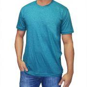 Camiseta Masculina Básica - Verde