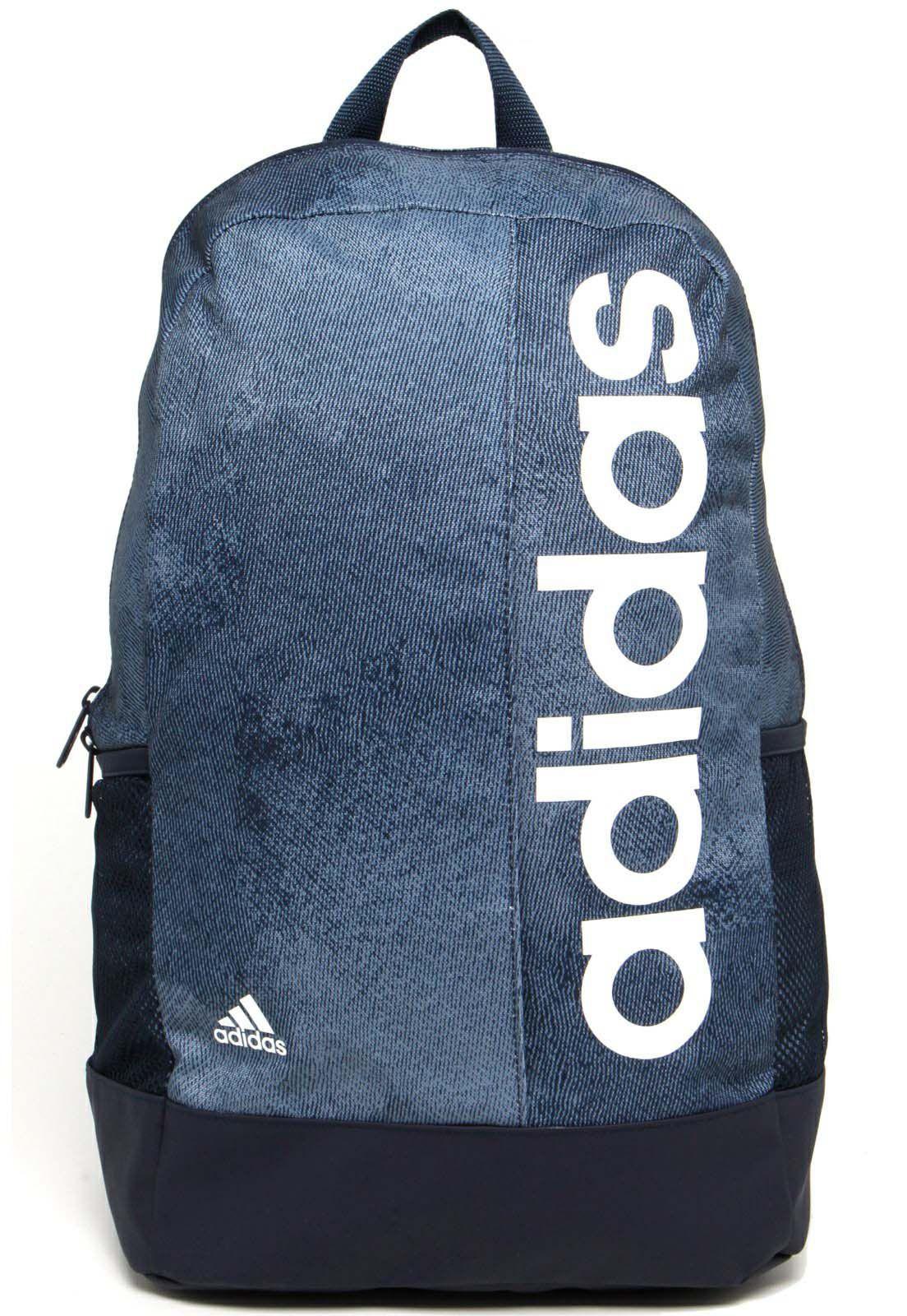 8a7f3e3a1 Mochila Adidas Linear Performance BP