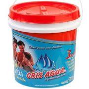 Cloro para Piscina 10kg - Cris Agua