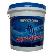 Hipocloro 10kg - Cris Agro