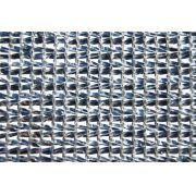Tela Aluminet 50% Out com Cordão - 5m de Largura