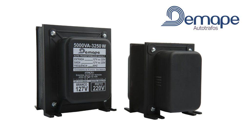 AutoTransformador 5000VA