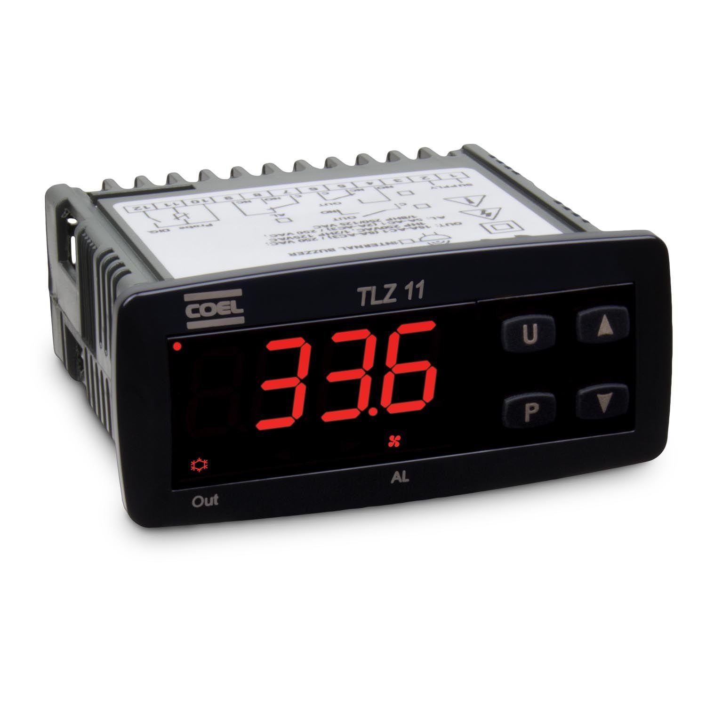 Controlador temp Dig chocad 100-240v