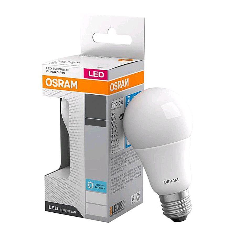 LAMPADA LED 8W 6500K OSRAM