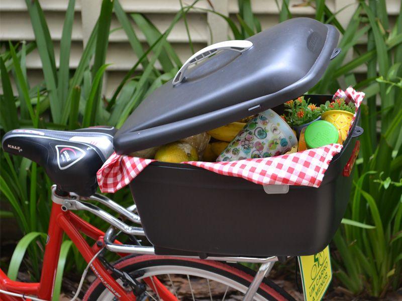 Baú Para Bicicleta Box Bike Kalf