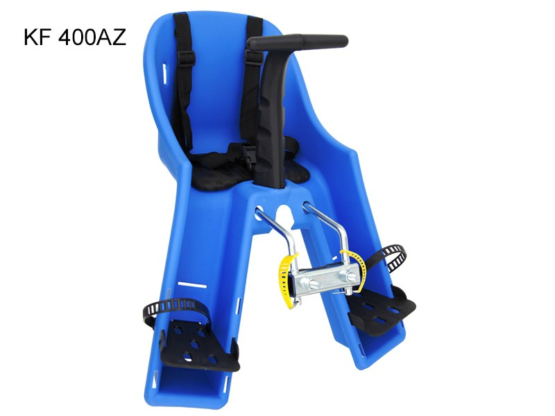 Cadeirinha Dianteira Kalf Baby Bike Azul