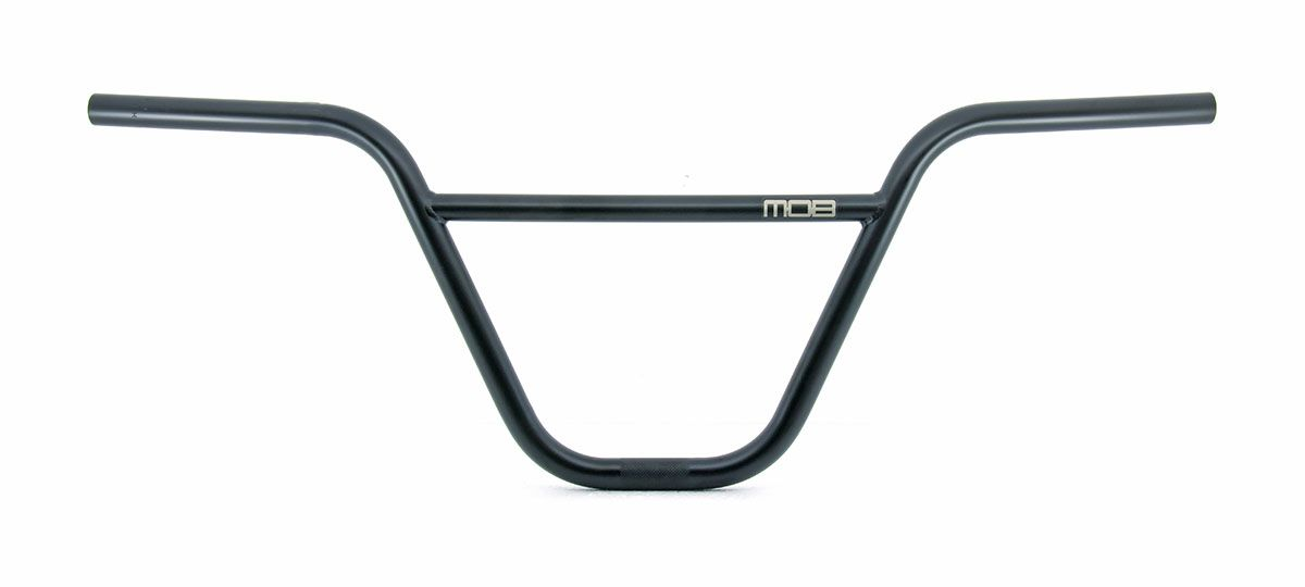 Guidão de BMX MOB Big Bar 9,25″ preto