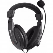 Headset Vinik GO PLAY FM35 PRETO
