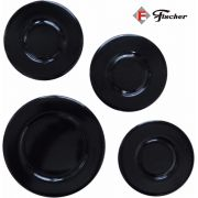 Tampinhas p/ Fogão Cooktop Fischer 4 bocas Original