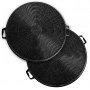 Filtro Carvão Ativado p/ Coifa Elettromec Parma 90 Original (4unid)