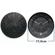 Filtro Carvão Ativado p/ Depurador Fischer Slim (4unidades)