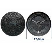 Filtro Carvão Ativado p/ Depurador Fischer Slim Original