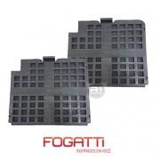 Filtro de Carvão Ativado Coifa Fogatti Slim