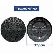 Filtro de Carvão Ativado p/ Coifa Tramontina Vetro Original