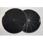 Filtro de Carvão Ativado p/ Coifas Consul Facilite Original (2 unidades)