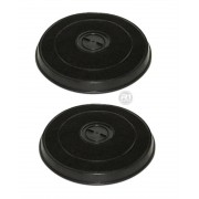 Filtro de Carvão p/ Coifa Depurador Ge Jenm1 Dage Original ( 2 unidades )