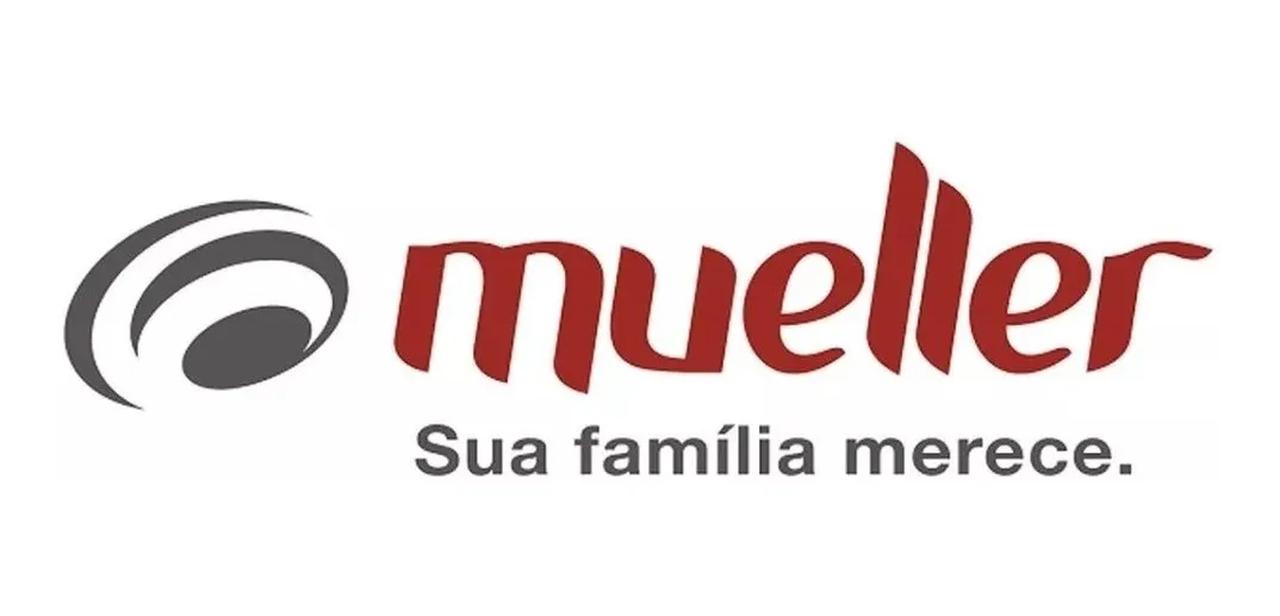 Correia + Polia Motora p/ Lavadora Mueller Super Pop Original