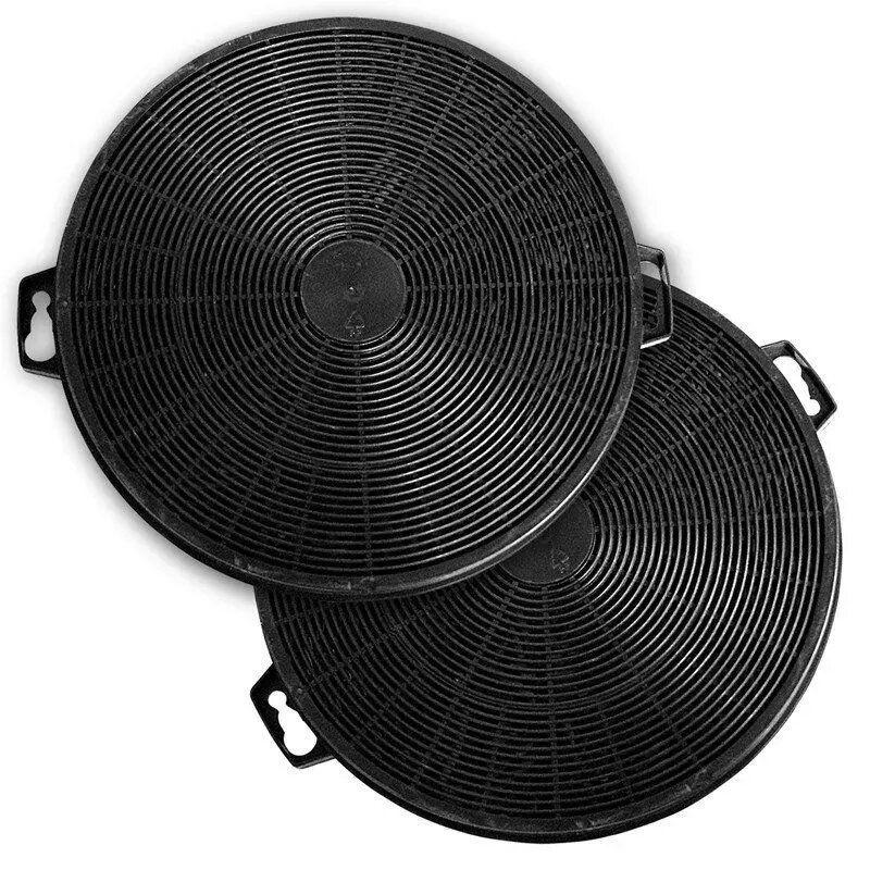 Filtro Carvão Ativado p/ Coifa Elettromec Parma 90 Original (2unid)