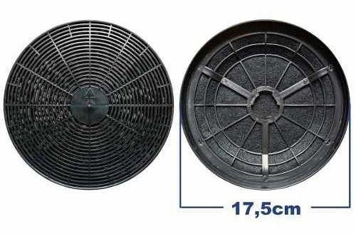 Filtro de Carvão Ativado + Tela Filtrante p/ Depurador Fischer Slim Original