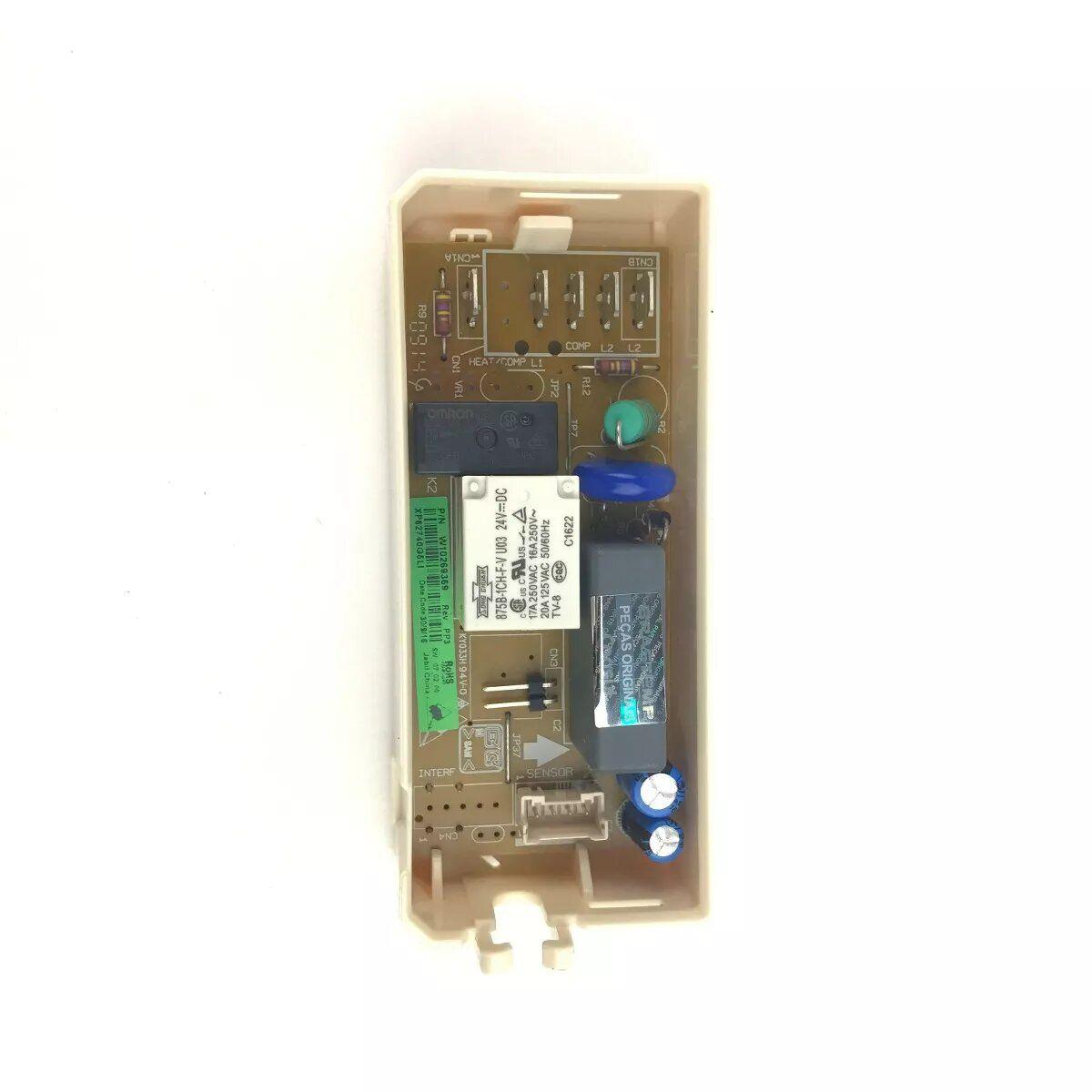 Placa de Controle Termostato p/ Geladeiras Consul / Brastemp Original