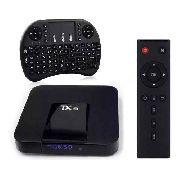 Box Android 8.1 - Tx9 - Smartv - Tv 4k - 32gb E 3gb Ram