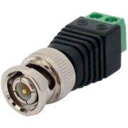 Kit Conector 8 Bnc 4 P4 Macho 4 P4 Femea