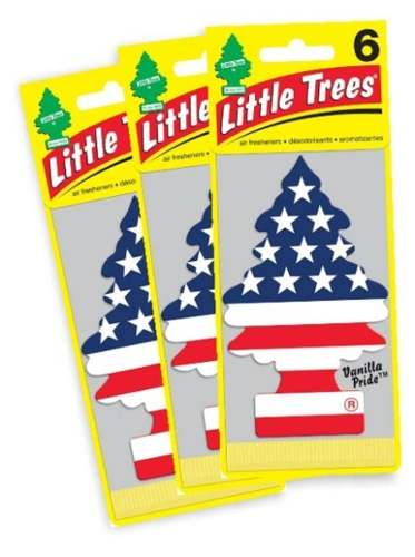 Little Trees Vanilla Pride