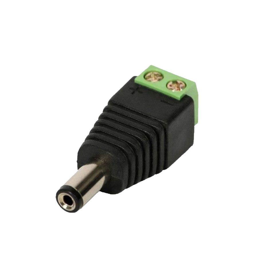 Kit Dvr 8ch 5x1 Newprotec Full Hd NP6504 com Hd 500gb e Fonte 10A