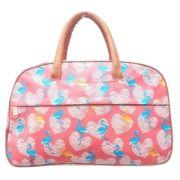 1c4f353cb Bolsa Feminina Sacola Estampa Flamingos - Sobrinhos Moda