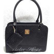11a9370af Bolsa Feminina Victor Hugo Texturizada - Sobrinhos Moda