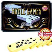 Domino extra grosso com pino de metal Hoyle