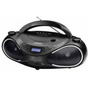 Som Portátil Mondial Super Sound Digital 10W RMS USB Auxiliar Rádio FM BX-16