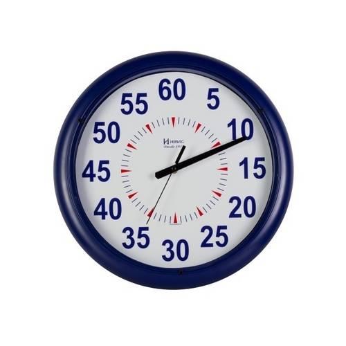 Cronometro Analogico De Parede Ou Borda Para Piscina, Treino E Academia Herweg