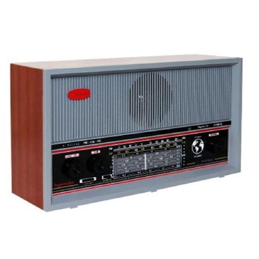 Rádio De Mesa Imperador 6 Faixas Crmif61 Companheiro Bivolt