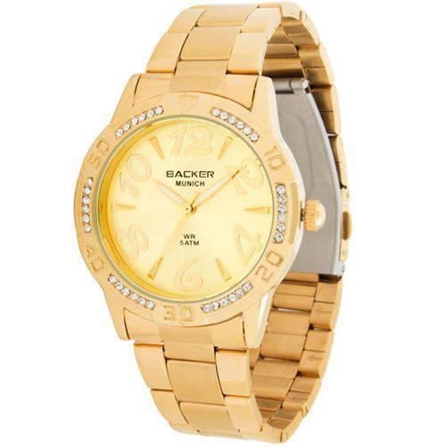 Relógio Backer 3376145f Ch Munich