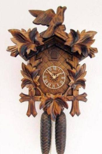 Relógio De Parede Cuco Alemão Herweg 5399-311
