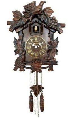 Relógio De Parede Cuco Herweg 530002 - Médio - Lançamento